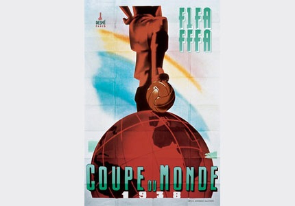 1938 FIFA World Cup Logo
