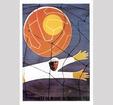 1954 FIFA World Cup Logo