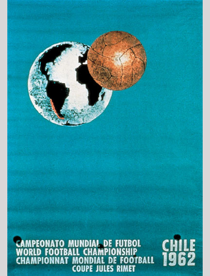 1962 FIFA World Cup Logo