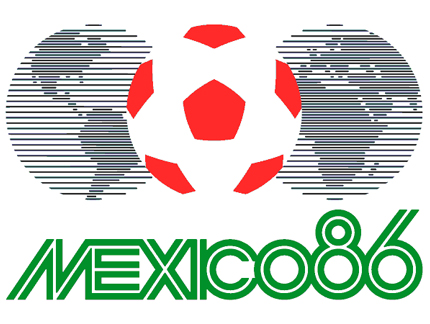 1986 FIFA World Cup Logo