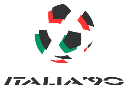 1990 FIFA World Cup Logo