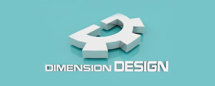 Dimension Design Logo