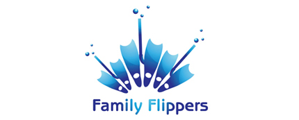 Family Flippers Logo