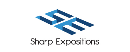 Sharp Expositions Logo