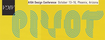 AIGA Design Conference October 2011 Phoenix Arizona