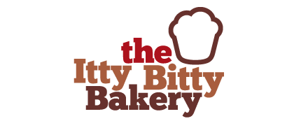 The Itty Bitty Bakery Logo