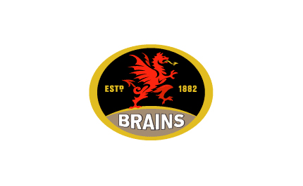 Brains Brewery Logo