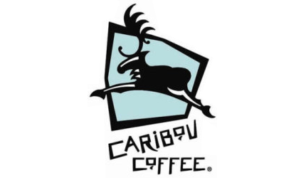Caribou Coffee Old Original Logo