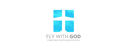 Fly With God Logo