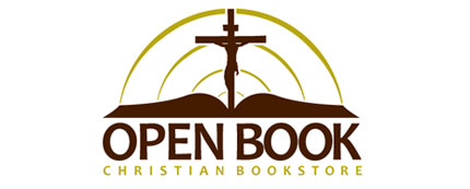 Open Book christian Bookstore Logo