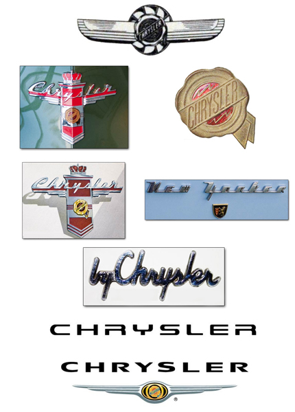 Chrysler Logo History Old Logos