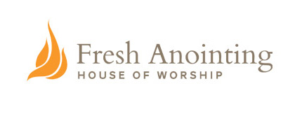 Fresh Anointing House Of Worship Logo
