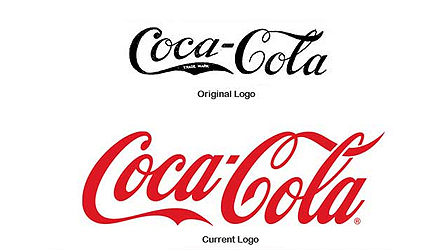 coca cola logo design and history of coca cola logo. Black Bedroom Furniture Sets. Home Design Ideas