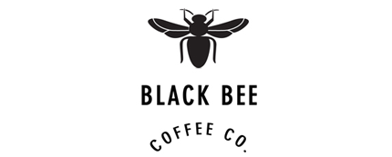 Black Bee Coffee Co Logo
