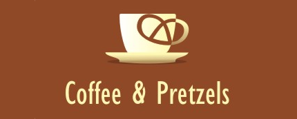 Coffee Pretzels Logo