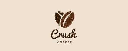 Crush Coffee Logo