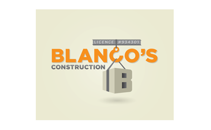 Blancos Construction Logo