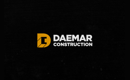 Daemar Construction logo