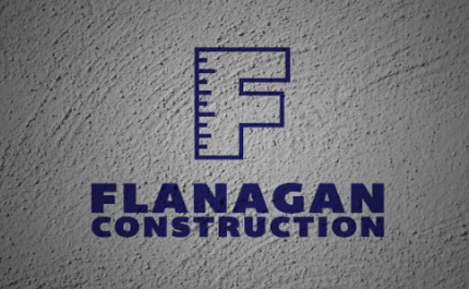 Flangan Construction Logo