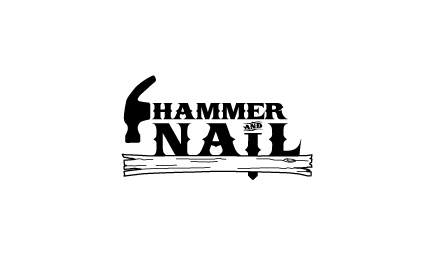 Hammer And Nail Logo