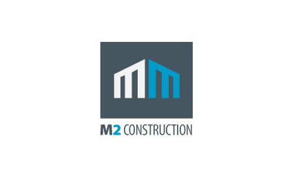 M2 Construction Logo