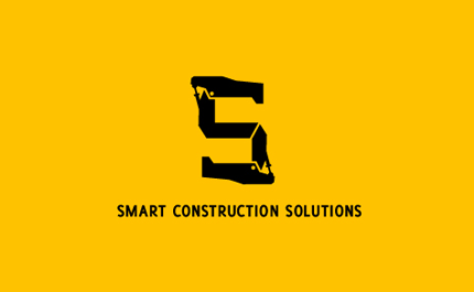 Smart Construction Service Logo
