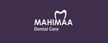 Mahimaa Dental Care Logo