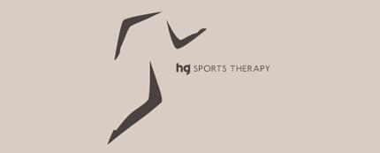 Hg Sports Therapy Logo