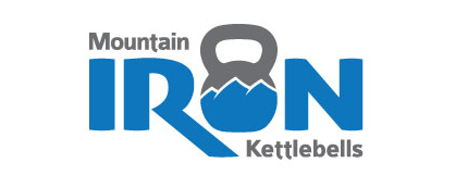 Mountain Iron Kettlebells Logo