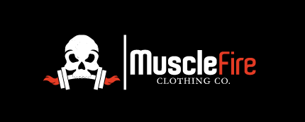 Muscle Fire Logo