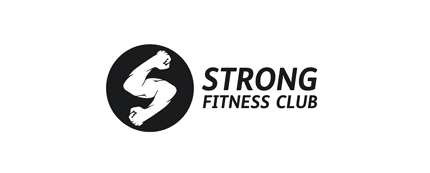 Strong Fitness Club Logo