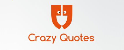 Crazy Quotes Logo