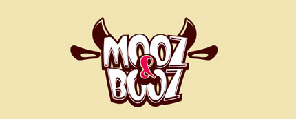 Mooz And Booz Logo