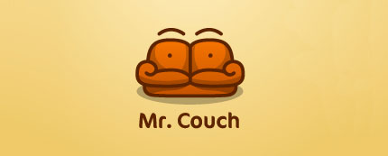 Mr Couch Logo