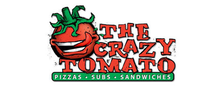 The Crazy Tomato Logo