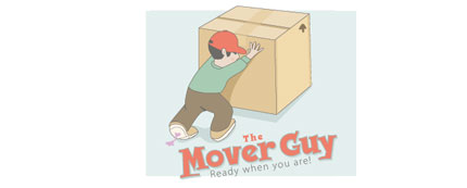The Mover Guy Logo
