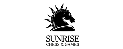 Sunrise Chess And Games Logo