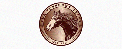 The Tuppeny Trust Logo