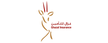 Ghazal Insurance Logo