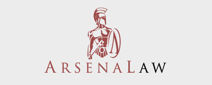 Arsenal Law Logo