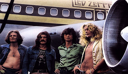 Led Zeppelin Starship