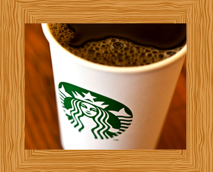 new starbucks wordless logo