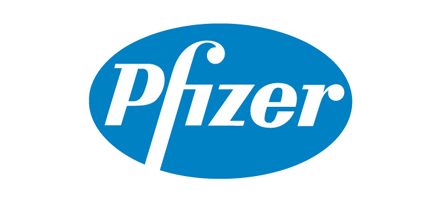 Image result for pfizer logo