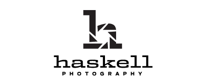 Haskell Photography Logo