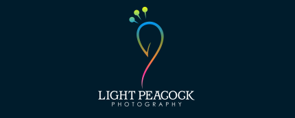 Light Peacock Logo