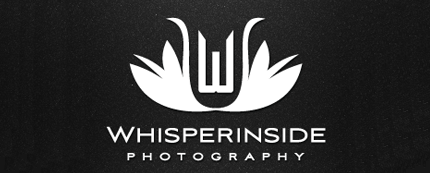 Whisperinside Photography Logo