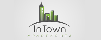 In Town Apartments Logo