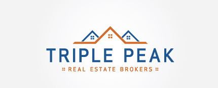 Triple Peak Real Estate Logo