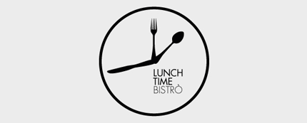 Lunch Time Bistro Logo