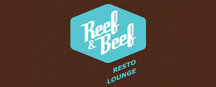 Reef And Beef Logo